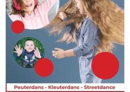 dansen met kinderen