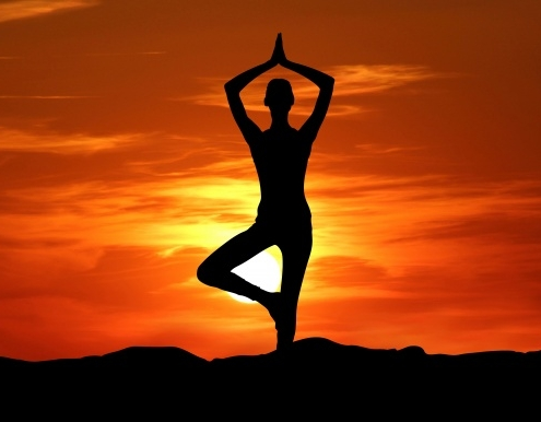 Yoga Weert