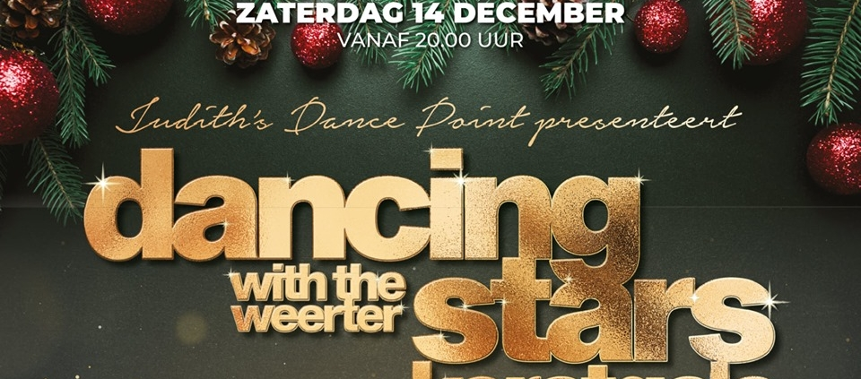 Dancing with the Weerter Stars