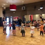 Dansen met onze peutertjes